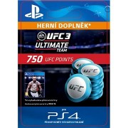 EA SPORTS UFC 3 - 750 UFC POINTS - PS4 HU Digital