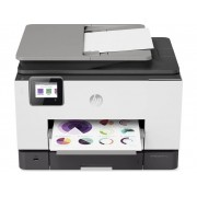 HP Officejet Pro 9022 All-in-One Basalt Multifunctionele inkjetprinter (kleur) A4 Printen, scannen, kopiëren, faxen LAN, WiFi, Duplex, Duplex-ADF
