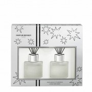 Maison Berger Paris Bouquet Parfumé Duo Mini Bouquets Parfumés Givre 2 X 40 Ml