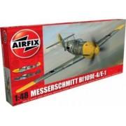 Kit aeromodele Airfix 5120A Avion Messerschmitt Bf109E-4E-1 Scara 1 48