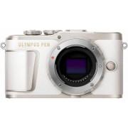Olympus »E-PL9 Body inkl. Ladegerät und Akku« Systemkamera (16,1 MP, Bluetooth, WLAN (Wi-Fi), weiß