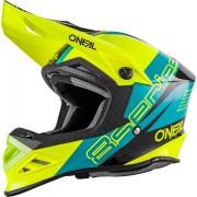 Oneal O´Neal 8SERIES Nano Casco de Motocross Azul XS