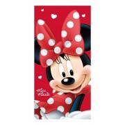 Disney Minnie törölköző fürdőlepedő pöttyös