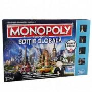 Joc de Societate Monopoly Here and Now editie globala B2348