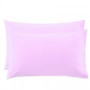 Bassetti 2 Federe per guanciali Bassetti Time 50x80 - glicine 1879