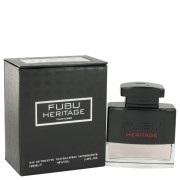 Fubu Heritage Eau De Toilette Spray 3.4 oz / 100.55 mL Men's Fragrance 516170