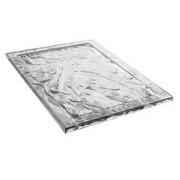 Kartell Plateau Dune Small / 46 x 32 cm - Kartell cristal en matière plastique