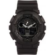 Casio GA-100-1A1ER horloge heren - zwart - kunststof
