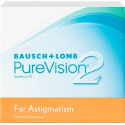 PureVision2 For Astigmatism - 6 lenzen