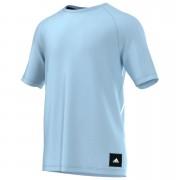 adidas Men's City 2 Graphic Training T-Shirt - Blue - M - Blue