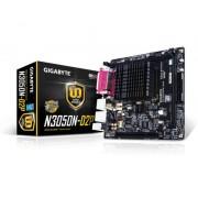 Gigabyte Placa base gigabyte intel celeron integrado n3050n-d2p ddr3x2 1600mhz 8gb vga hdmi mini itx