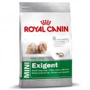 3x2kg Mini Exigent Royal Canin ração