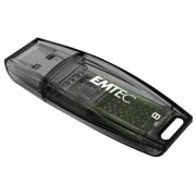 Stick USB Emtec ECMMD8GC410, 8GB, USB 2.0 (Negru)