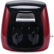 Wonderchef 8904214707736 Personal Coffee Maker(Red, Black)