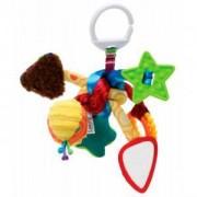 Бебешка занимателна играчка Възел за дърпане и игра, Lamaze, 874404