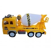 Kids_Bazar Mixers Flash Electric Concrete Mixer Truck