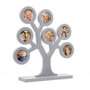 Ram za slike – Familly Tree, Sivi