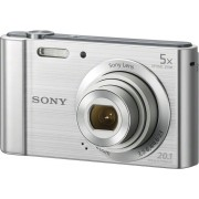 Digitalni fotoaparat Sony DSC-W800S, srebrni
