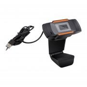 720P cámara USB para ordenador PC USB con micrófono en vivo de la cáma