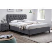 Melbourne Fabric Bed w/ Optional Orthopaedic Mattress - 2 Sizes!