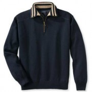 Weather Pullover, 48-50 - Navy