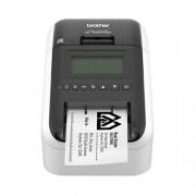 Етикетен принтер Brother QL-820NWB 300DPI Wi-Fi авто-резачка