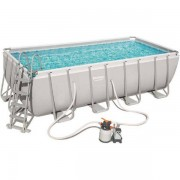 Bestway Power Steel Pool 11.532L 488x2 - Bestway Swimming Pool 56671