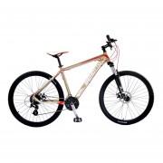 Bicicleta Benotto FS-800 Alum R27.5 24V Shi Altus Fno DDM Marron Talla:M-L