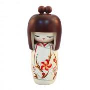 Japonská panenka Kokeshi Harunoyume 15,5 cm