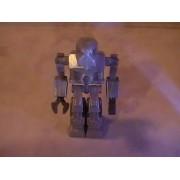 Lego Exo-force Devestator Robot Minifigure (Trans-blue Torso)