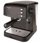Espressor cafea Taurus Bari III, 1050W, 15 bar, Maxicream, 2 filtre, 1.25L, pompa Italia, Negru