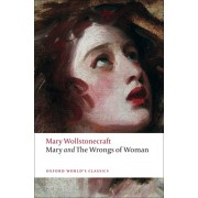 Mary and The Wrongs of Woman, Paperback/Mary Wollstonecraft