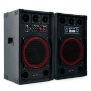 SPB-12 aktiv passiv högtalarset 800W 30cm woofer
