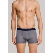 Schiesser Ondermode Personal Fit Shorts Donker Grijs / male
