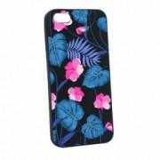 Husa Apple iPhone SE 5S 5 Silicon Tropical Blue B112