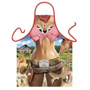 Sexy Cowgirl Apron