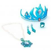Set bijuterii si diadema Elsa Jakks