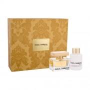 Dolce&Gabbana The One set cadou apa de parfum 50 ml + lotiune de corp 100 ml pentru femei