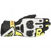 alpinestars Motorradhandschuhe kurz Alpinestars SP Air Handschuh schwarz/weiß/gelb XXL gelb