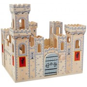 Melissa and Doug Deluxe Folding Medieval Castle