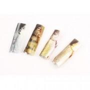 CWC BFT JigSkinz, 3 sizes, 6 pack