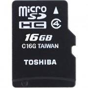 Toshiba 16GB Microsd Memory Card