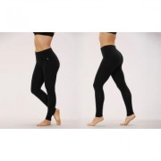 Women's Bally Total Fitness Bally Fitness Women's Tummy-Control Leggings. Plus Sizes Available. 3X Black