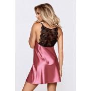 Escora luxus hálóing, rózsaszínű rózsaszín XL