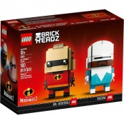 LEGO® Lego Brickheadz - 41613 - M. Indestructible & Frozone