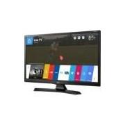 Tv 28 smart lg 28mt49s-ps led hd conversor digital wi-fi integrado usb hdmi webos 3.5 screen share -