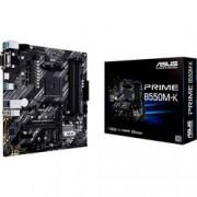 Asus Základní deska Asus PRIME B550M-K Socket AMD AM4 Tvarový faktor Micro-ATX Čipová sada základní desky AMD® B550
