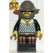 """Lego Knight - 2"""" Minifigure from Knights Kingdom I Series"""