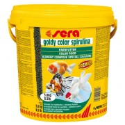 Sera Goldy Color Spirulina 10L