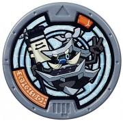 Yo-Kai Watch Series 1 Castelius II Medal [Loose]